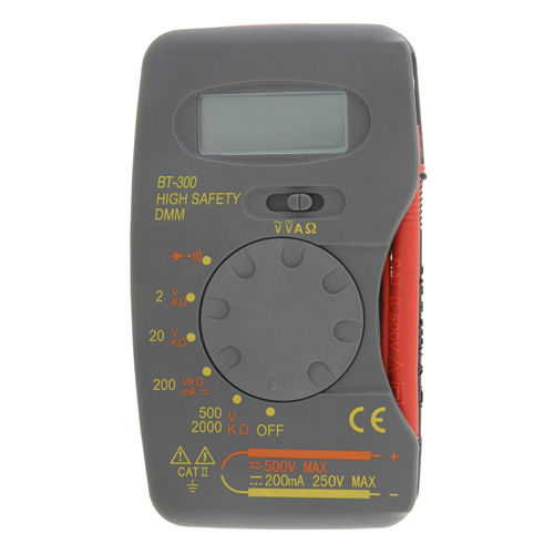 국내 블루텍테스터 디지털테스터(포켓) BT-300 -테스터기.KYORITSU.공구나라