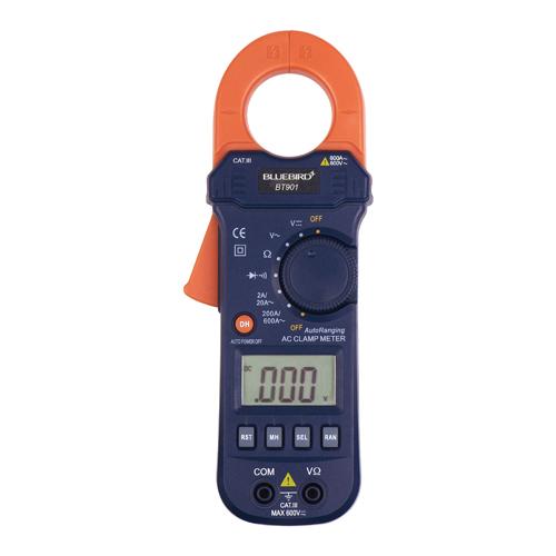 국내 블루텍테스터 클램프테스터(디지털) BT-901 -테스터기.KYORITSU.공구나라