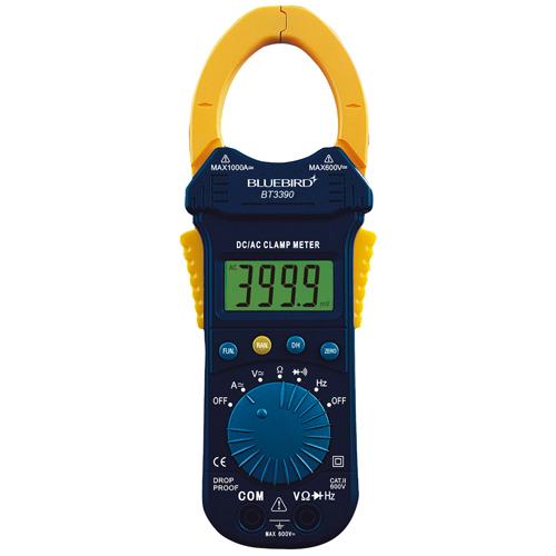 국내 블루텍테스터 클램프테스터(디지털) BT-3390 -테스터기.KYORITSU.공구나라