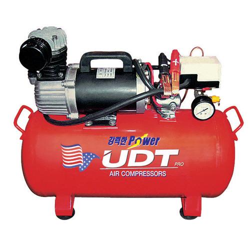 국내 UDT컴프레서 DC컴프레서 UDT-DC0125-12V(오일타입) -DC콤프레샤.공구나라