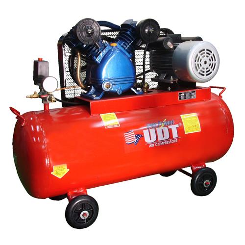 국내 UDT컴프레서 공업용컴프레서 UDT-E30100 (3HP삼상) -공업용콤프레샤.공구나라