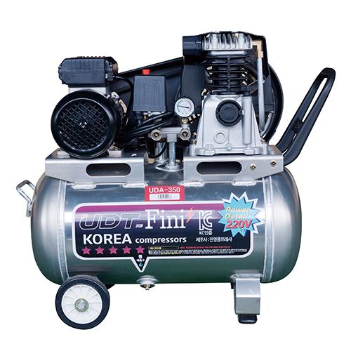 이태리 FINI컴프레서 알루미늄컴프레서 UDA-350 -콤프레샤.공구나라