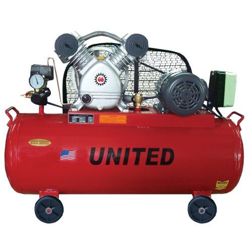 국내 유나이티드 공업용컴프레서 UB-30100 (3HP단상) -콤프레샤.공구나라