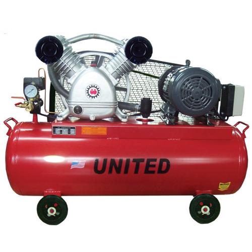 국내 유나이티드 공업용컴프레서 UBE-50120 (5HP삼상) -콤프레샤.공구나라