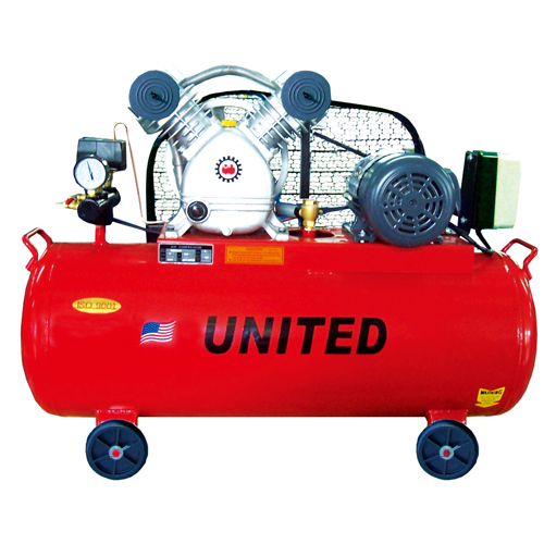 국내 유나이티드 공업용컴프레서 UBE-150300 (15HP,삼상) -콤프레샤.공구나라