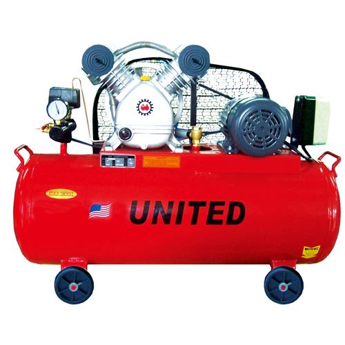 국내 유나이티드 공업용컴프레서 UBE-200300 (20HP,삼상) -콤프레샤.공구나라